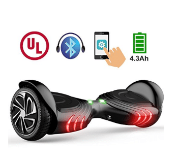 Tomoloo Electric 2 Wheel Self Balancing Scooter - Featured Image