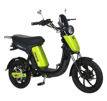 Gigabyke Groove Electric Moped Scooter Review