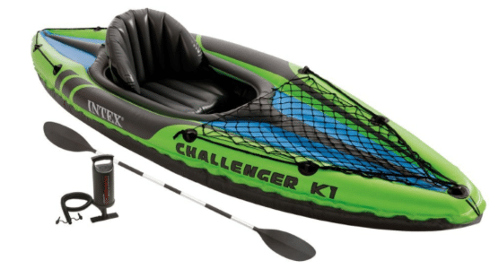 Top 6 Inflatable Kayaks of 2018 - Best Kayaks For 1,2 and 3