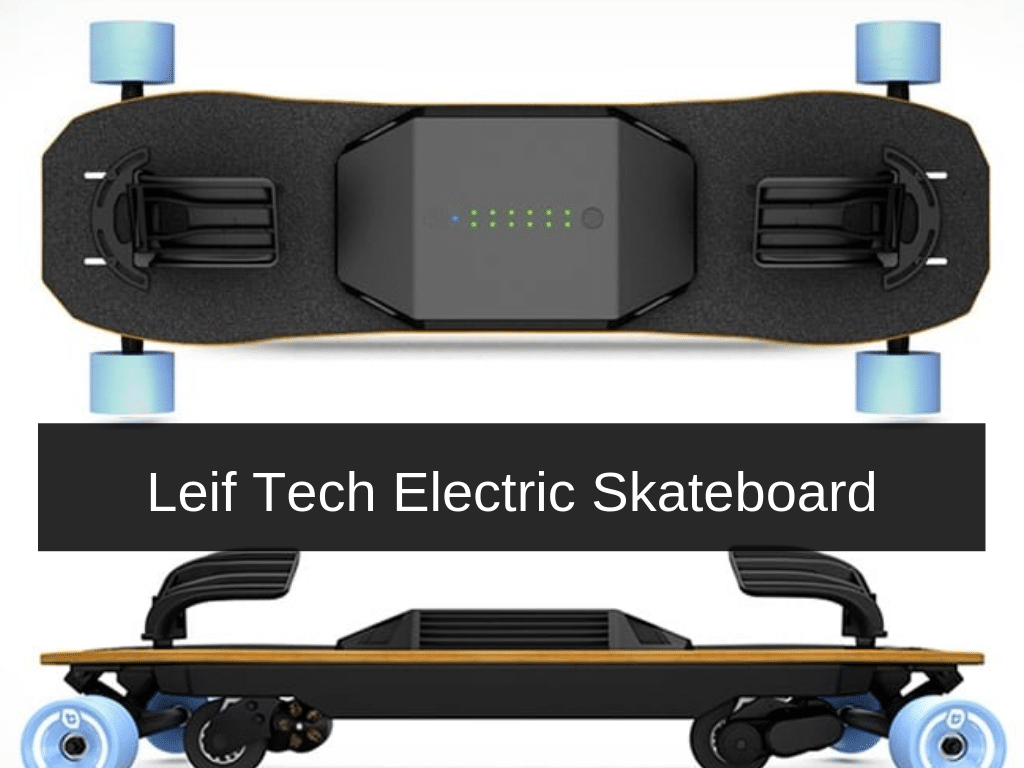 Leif Tech Electric Skateboard
