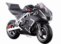 40cc 4-Stroke Gas Powered Pocket Bike Review