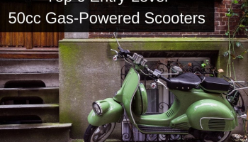 6 of the Best Entry Level (Cheap) 50cc Scooters in 2019