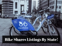 Bike Share & Scooter Rental Programs By State