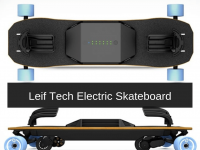 Leif Tech Electric Skateboard Review