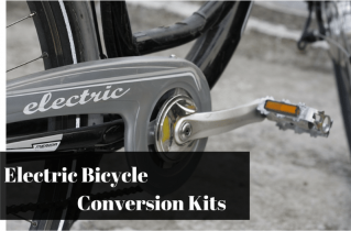 Taking A Closer Look at E-Bike Conversion Kits