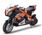 MotoTec 1000w Electric Super Pocket Bike For Adults