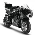MotoTec Electric 36v Mini Pocket Bike Motorcycle Review